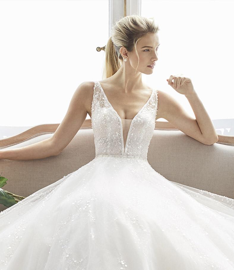 Vestidos noiva baratos porto